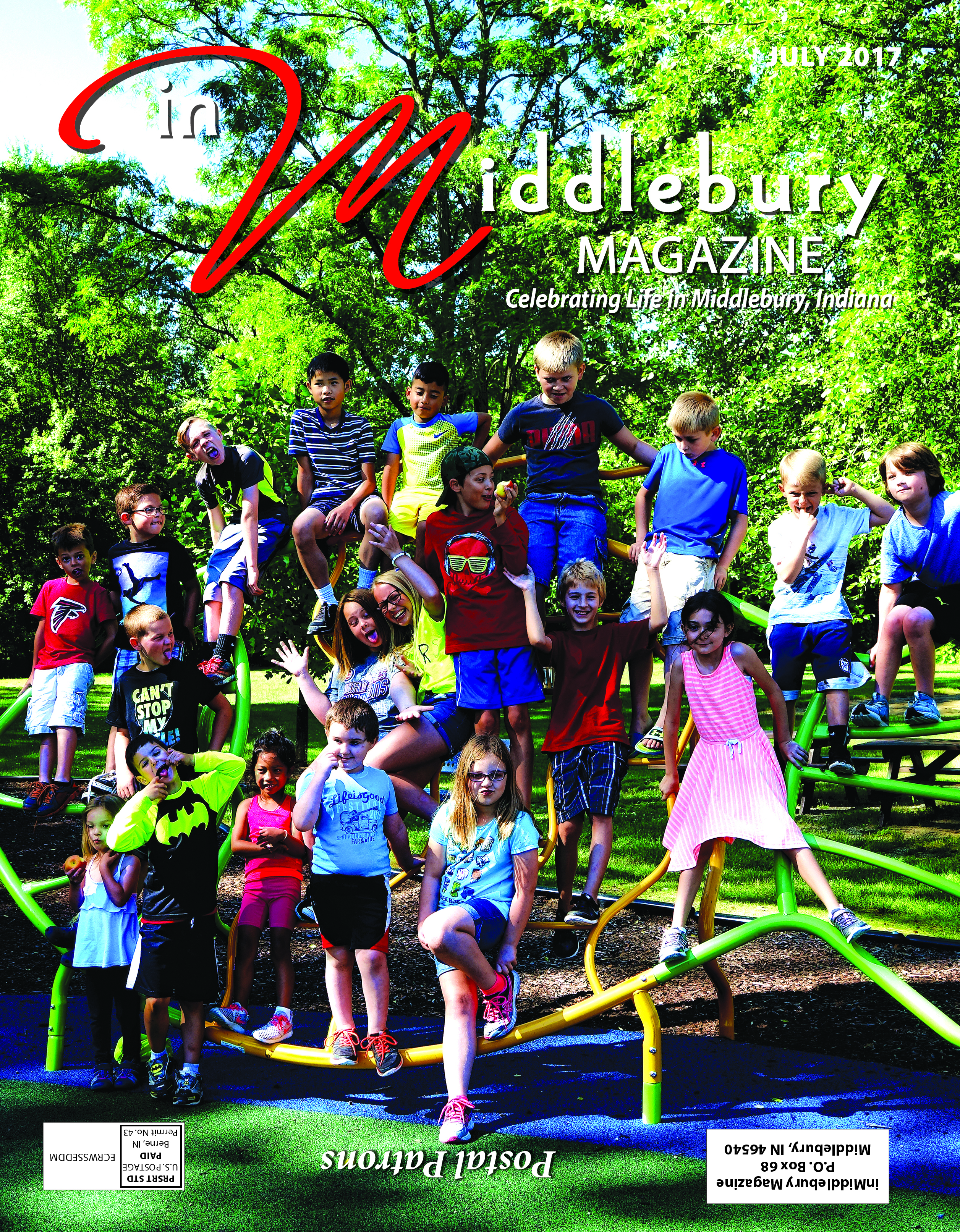 inMidddlebury Magazine July 2017
